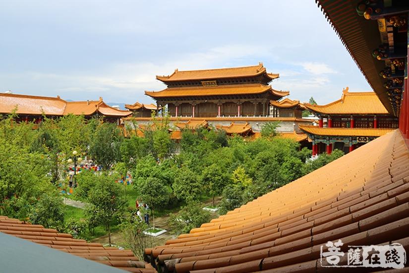 宝泉寺(图片来源:菩萨在线 摄影:妙月)