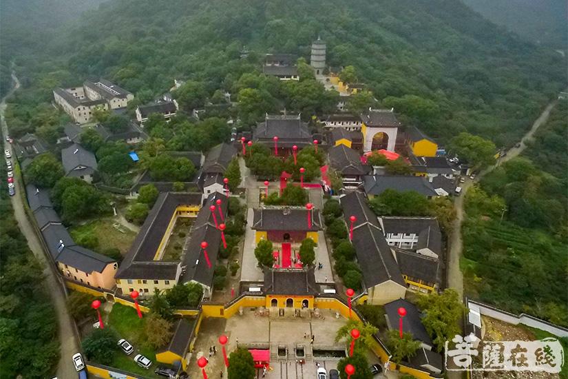 苏州包山禅寺(图片来源:菩萨在线 摄影:妙澄)