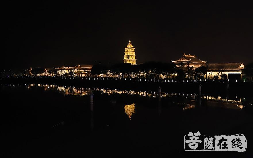 高邮镇国寺(图片来源:菩萨在线 摄影:妙澄)