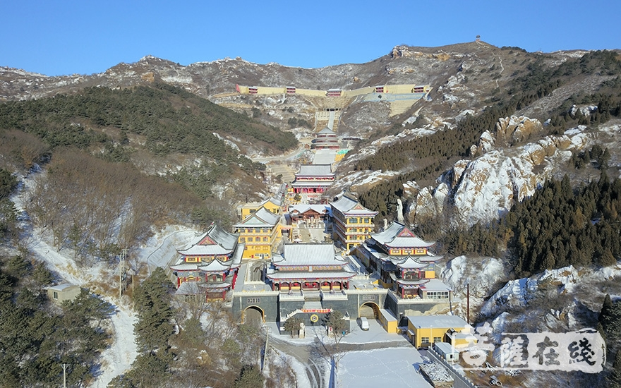 锦州北普陀寺(图片来源:菩萨在线 摄影:北普陀寺)
