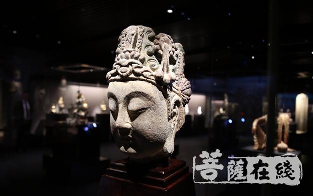 此博物馆是香港唯一一间以佛教艺术为展览主题的(图片来源:菩萨在线 摄影:妙雨)