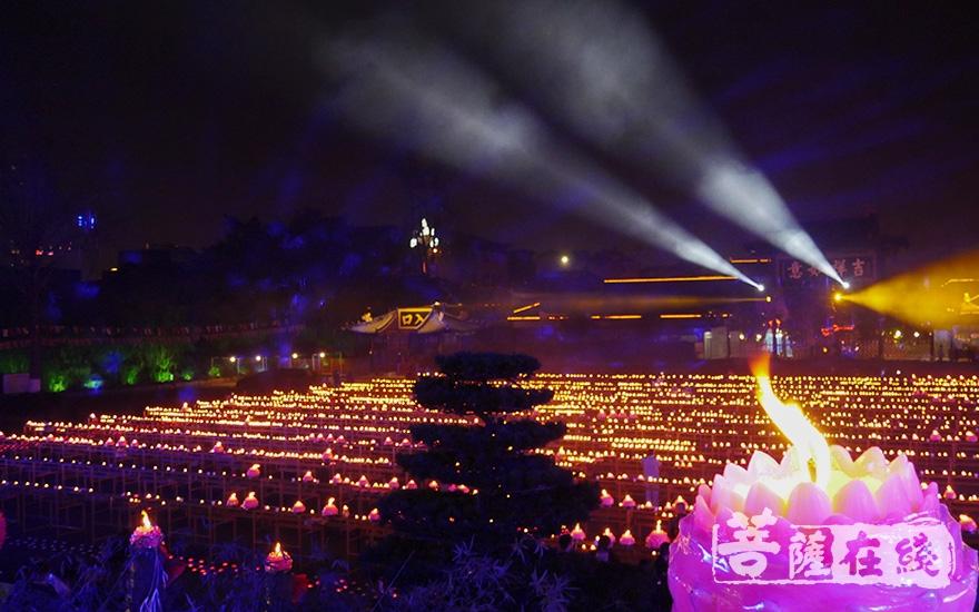 灿若星河(图片来源:菩萨在线 摄影:妙澄)