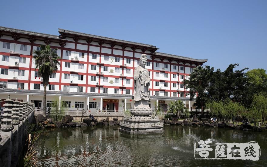 二期养老院(图片来源:菩萨在线 摄影:妙雨)
