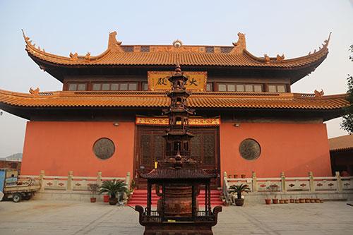 真实禅寺将于观音圣诞日举行水陆法会