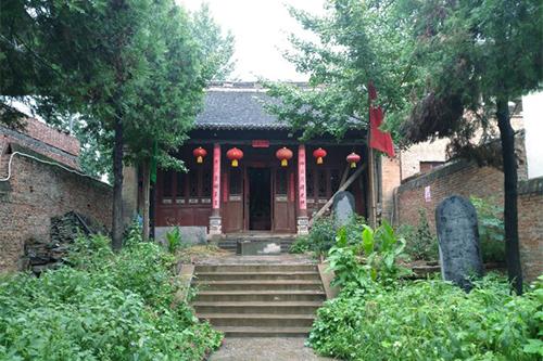 洛阳第4批文物保护单位练溪寺