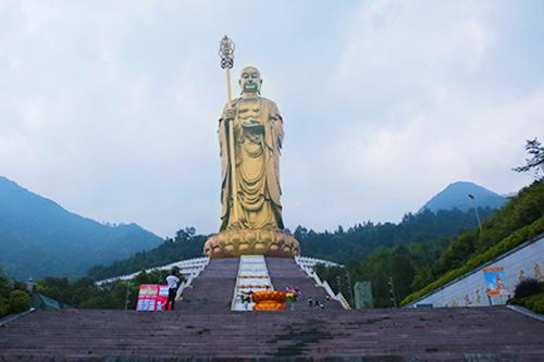九华山佛教文化地藏菩萨本迹