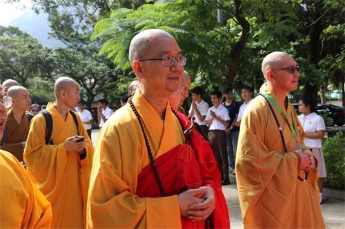 学诚法师:佛教是一种系统完整的生命教育
