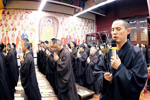 四川雅安云峰寺将举行第三十届、第三十一届地藏七法会