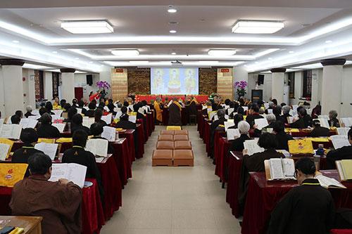 上海沉香阁一年一度《华严法会》正式开启