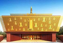 白马禅寺将举行泰山首届冥阳两利水陆空大斋盛会道场