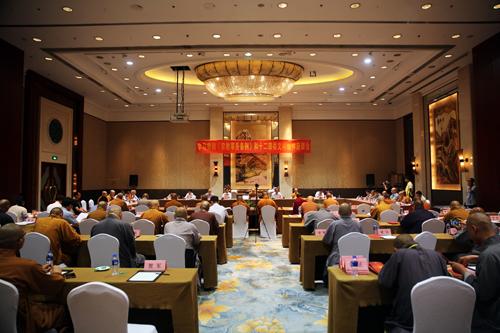 中国佛教协会举办学习贯彻《宗教事务条例》和十二部委文件精神座谈会