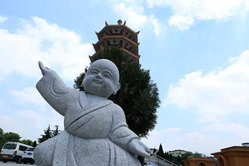 东方艺术明珠,佛教圣地,大足石刻之行