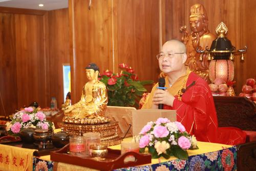 共入毗卢性海 广州大佛寺启建首届华严法会