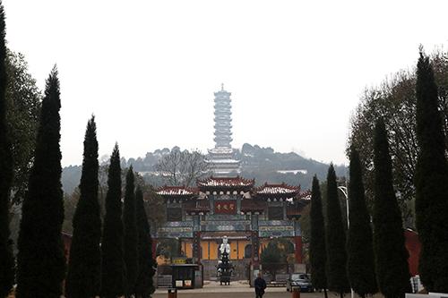 岳阳圣安寺的缘起与历史渊源