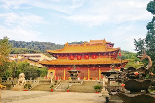 南京方山定林寺将举办撞幽冥钟、诵经四十九天地藏法会