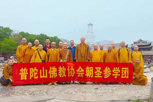 五大佛教圣地之一--五台山