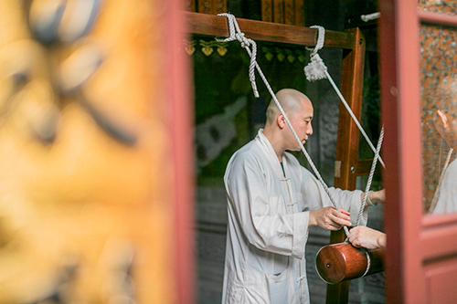 南京高座寺将举行第四届地藏法会
