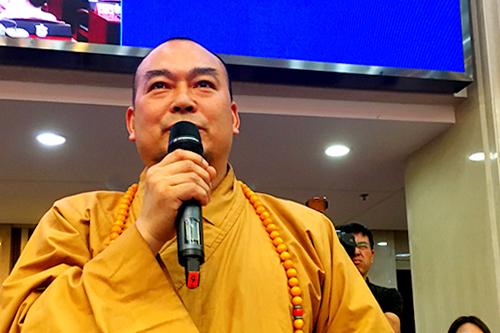 中佛协副秘书长怀梵法师:在新的监察体制下,宗教界政协委员如何做?