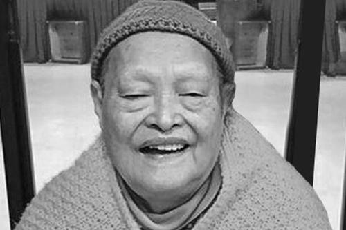 中国佛教协会副会长、上海玉佛禅寺方丈觉醒法师致唁电悼念洗尘长老