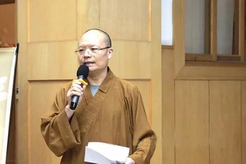 中山大学张祥龙教授于中国佛学院作《人工智能与广义心学》专题讲座