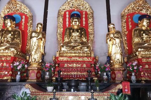 苏州包山禅寺将举行大雄宝殿开光法会