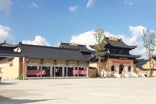 南通海门天佛寺将举行大雄宝殿奠基法会