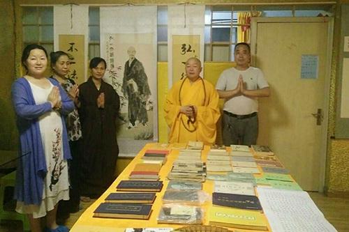 纪念弘一大师出家百年文献公益展于山东举行