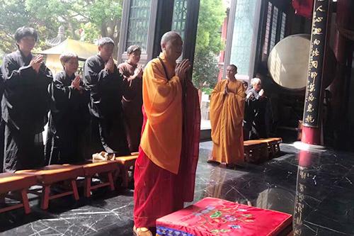 恭逢观世音成道 上海洪福寺将举行观音诞祈福法会