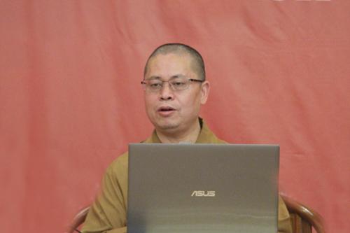 净因法师讲解《南北传佛教比较研究》