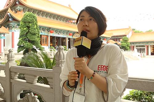 2018佛教英语培训班现场采访