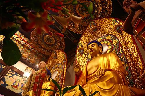 上海宁国禅寺将举行观音菩萨成道吉祥大法会