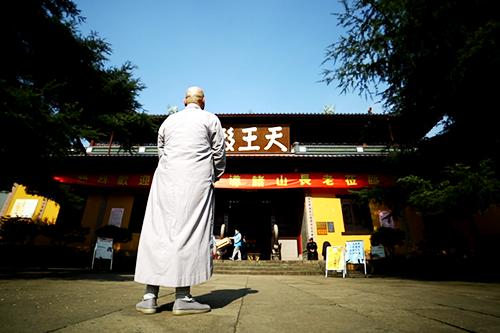 天童寺与求法日僧