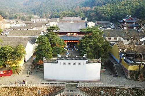天童寺与江浙佛教丛林