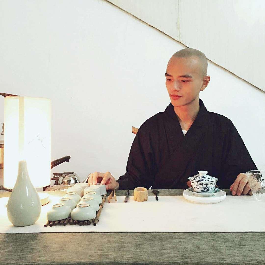 【高清图集】珠海普陀寺短期出家班第九日、第十日