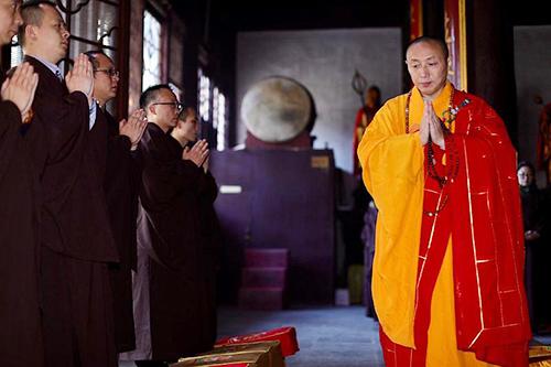 苏州包山禅寺将举办短期修行活动