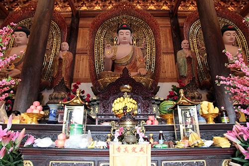 九峰山护国西华禅寺将举行财神节祈福招财法会
