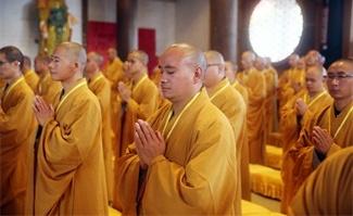 昆明宝泉寺传戒法会之新戒初见、过毗尼仪式