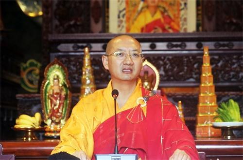 得戒和尚崇化大和尚:传戒对于佛教界的意义何在