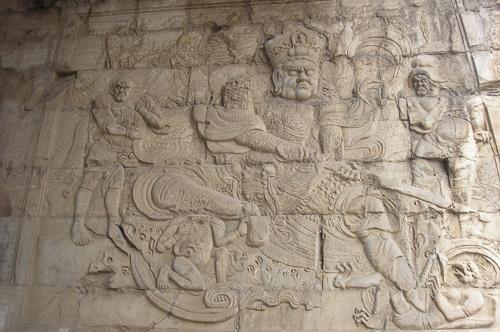 佛教人物绘画