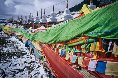 藏传佛教艺术东渐与汉藏艺术风格的形成