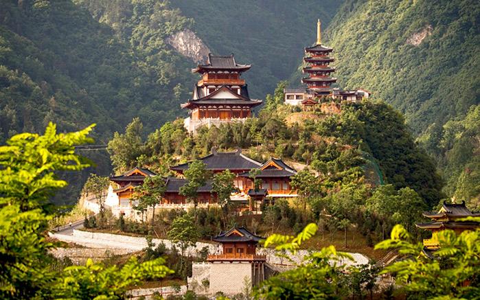 陕西兴隆寺