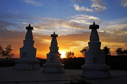 镇安发现元代毗卢寺遗址 全省首现明代四边形石塔