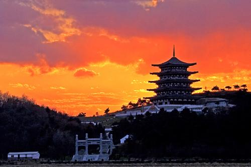 南京首部佛教文化题材大型音乐作品——《盛世重光》首演