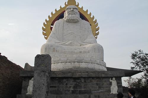 """佛教造像与""""十笑"""""""