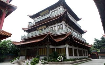 揚州高旻寺