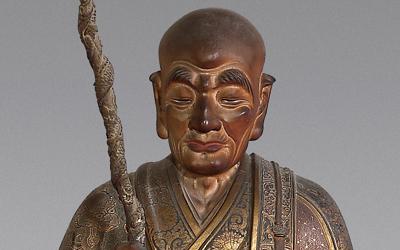 洛阳白马寺镇寺之宝 国内唯一一套完整罗汉像