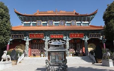 昆明曲靖大覺寺