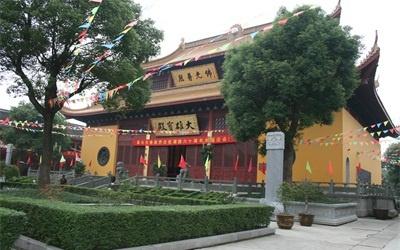 桐乡福延禅寺