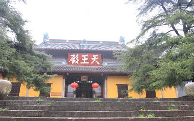 宁波天童禅寺
