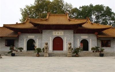 廬山東林寺